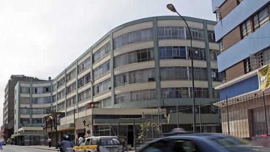 Capurro Building / Luis Benites (1959). Image © Nicolás Valencia