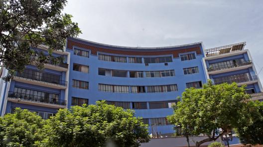 La Fénix Building / Enrique Seoane Ros (1945-1948). Image © Nicolás Valencia