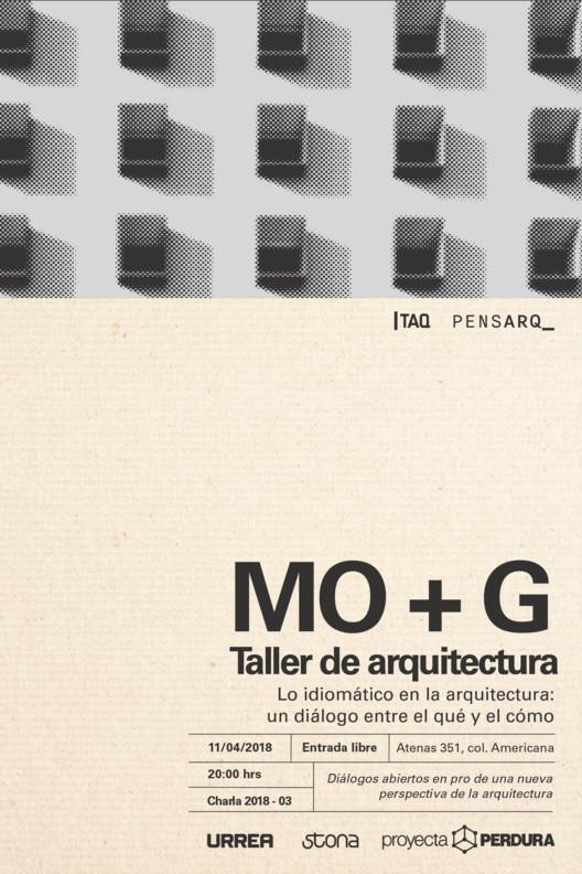 Lo idiomático en la arquitectura: un diálogo entre el qué y el cómo.