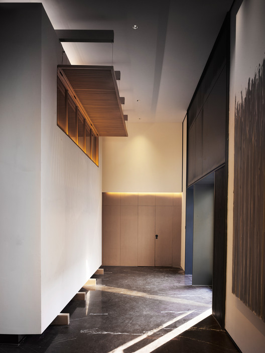 West Entrance Lobby. Image © Kuo-min Lee