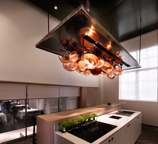 Kitchen. Image © Kuo-min Lee