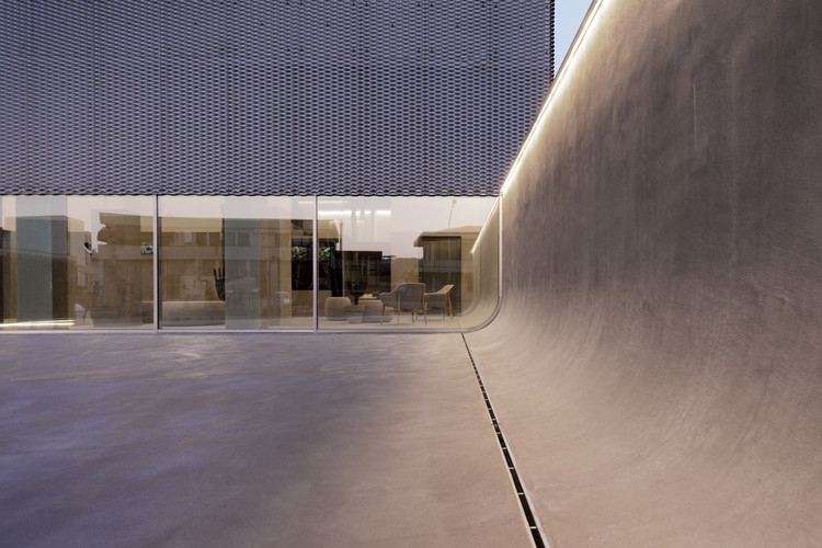 Lda imda architetti associati office archdaily