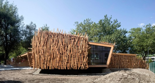 Spielraeume Playrooms / studio3 - Institute for Experimental Studies UIBK