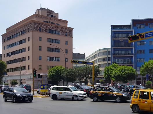 Wilson Building / Enrique Seoane Ros (1945-1946). Image © Nicolás Valencia