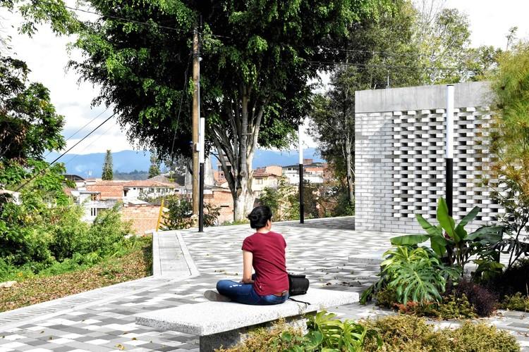 5 proyectos colombianos para el encuentro de la ciudadanía, Parque Educativo Raíces / Taller Piloto Arquitectos. Image © Juan Manuel Bernal Arias