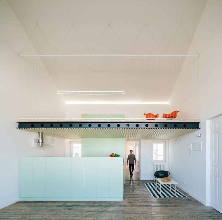 Penthouse H / Langarita Navarro Arquitectos, © Imagen Subliminal
