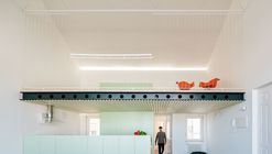 Penthouse H / Langarita Navarro Arquitectos