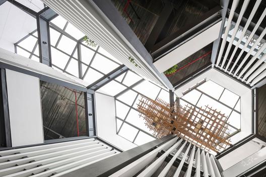 Window Ceiling. Image © BenMo studio / YanMing