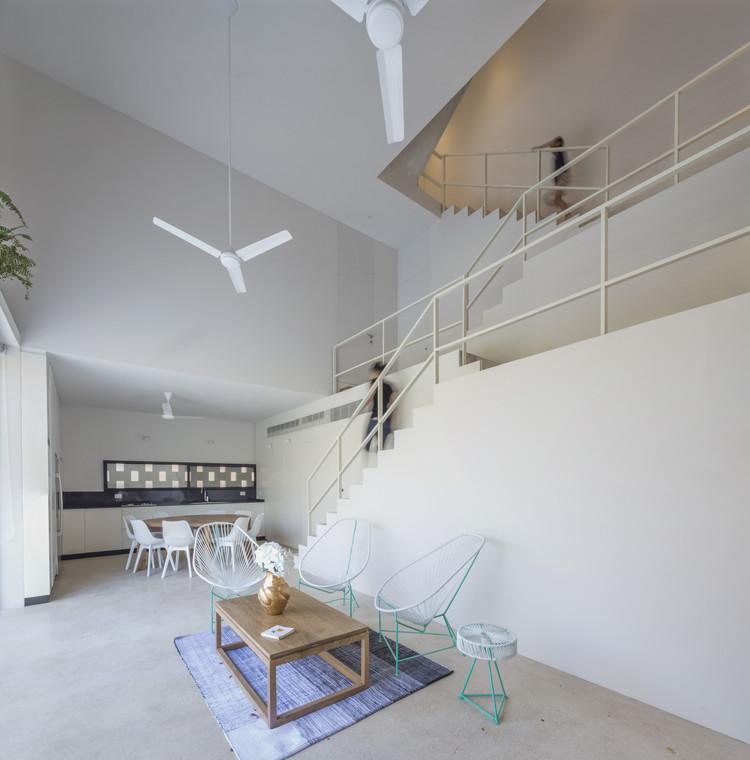 Casa PM / Cadaval & Solà-Morales, © Sandra Pereznieto