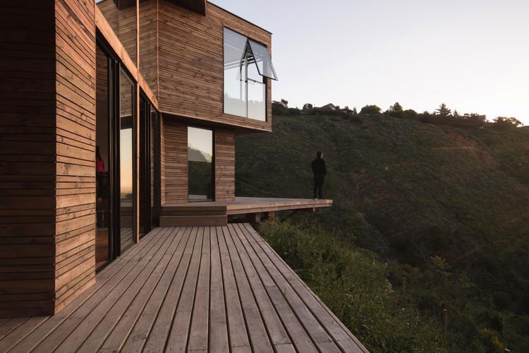 Tunquen House / PAARQ Arquitectos, © Paula Monroy