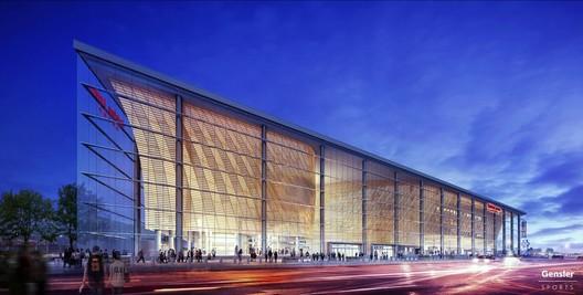 Gensler to Renovate Cleveland Cavalier's Quicken Loans Arena