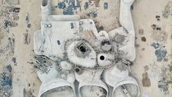 Dune Art Museum by OPEN Architecture Tops Out 'Under' a Beach Near Beijing
