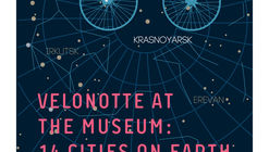 VeloNotte at the Museum –  14 Cities on Earth