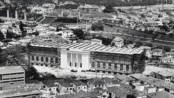 """Exposição """"Abrindo Arquivos: o arquiteto Auguste Perret e o projeto para o Museu da FAAP"""""""