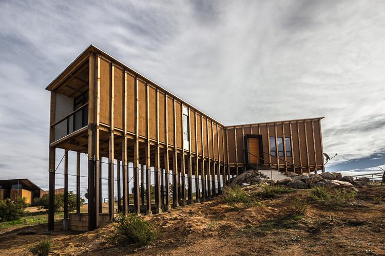 Residência Media Perra / Santos Bolívar, © Miguel Ángel Mayoral Rodríguez