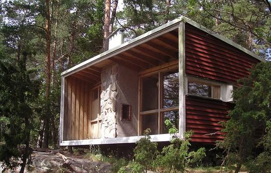 Casa Erskine - La Caja, Ladan, Suecia. 1941-1942  . Image © Holger.Ellgaard [Wikipedia] CC BY-SA 3.0