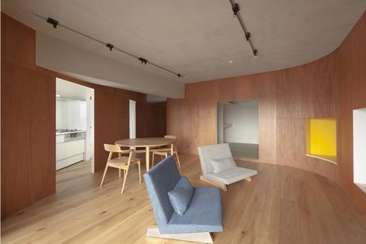 A Draped Wall in Ikebukuro  / Tailored design Lab