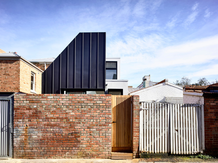 Residência Carlton / Tom Robertson Architects, © Derek Swalwell