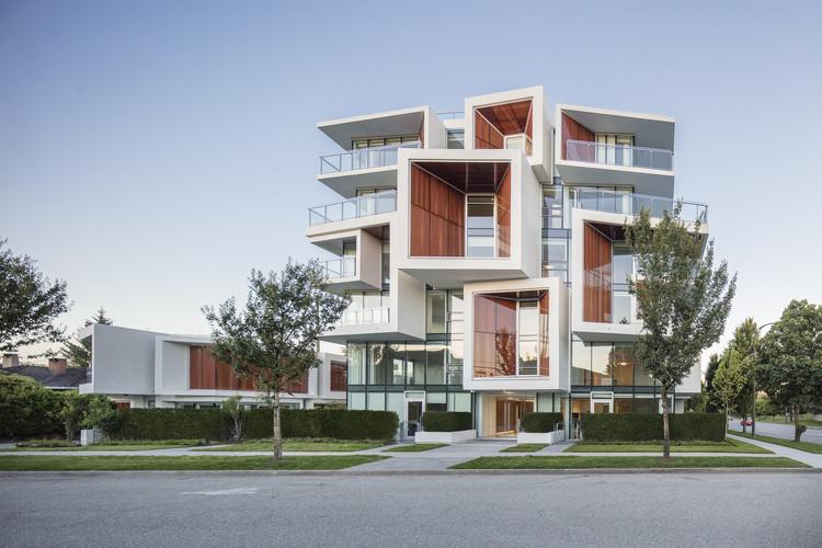 Aperture / Arno Matis Architecture, © Michael Elkan