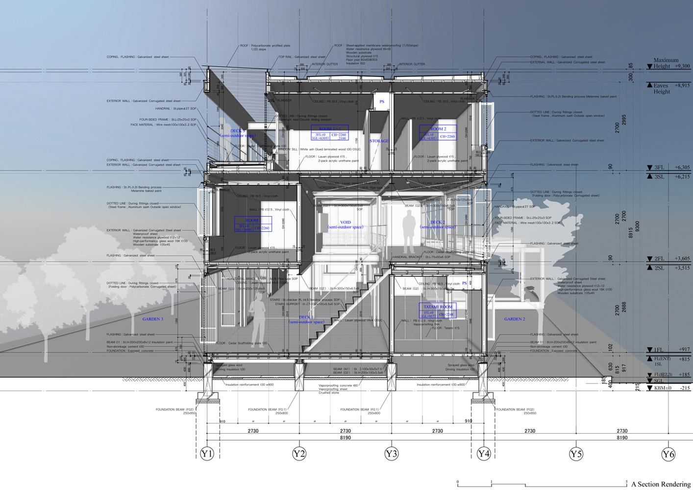 Gallery Of Corrugated Sheet House Daisuke Yamashita Architects 44
