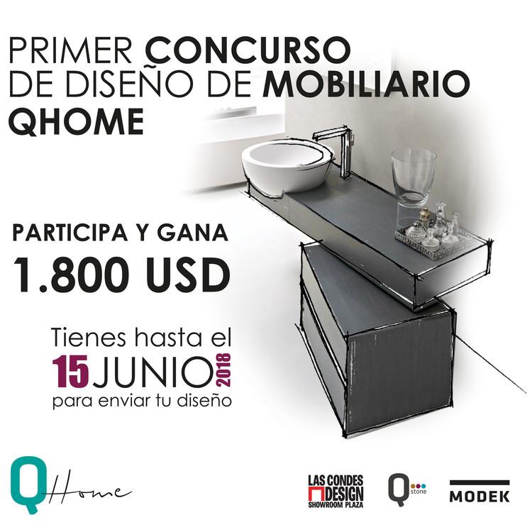 Primer concurso de diseño de mobiliario QHOME