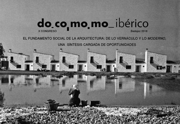 X Congreso DOCOMOMO Ibérico en Badajoz, Vegaviana, Cáceres (Spain) Pueblo de colonización. Arq. Fernández del Amo