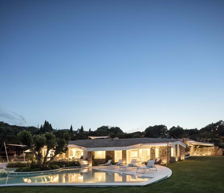 Villa G / GAAP studio associati, © Fernando Guerra |  FG+SG