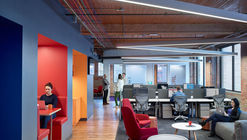 Slack Toronto Office / Dubbeldam Architecture + Design
