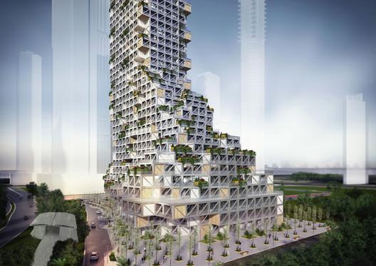 Cortesía de rgg Architects