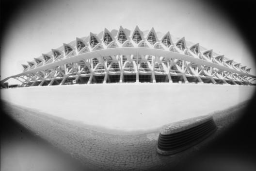 Ciudad de las Artes y las Ciencias. Valencia, España. Image © Fotolateras