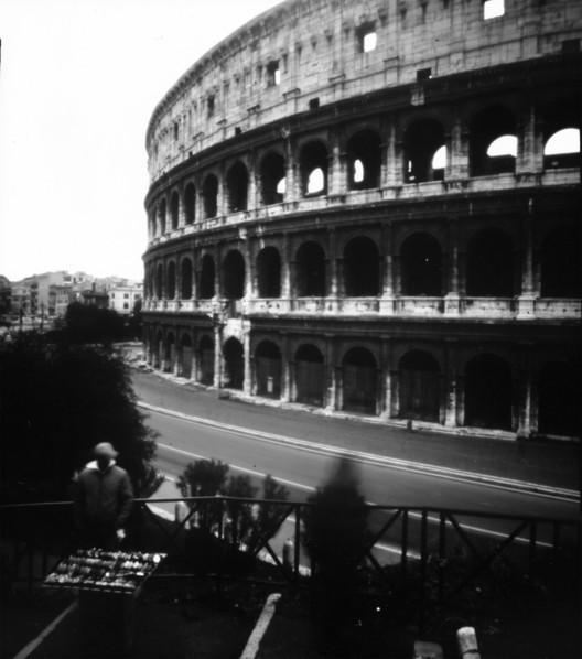 Coliseo. Roma, Italia. Image © Fotolateras
