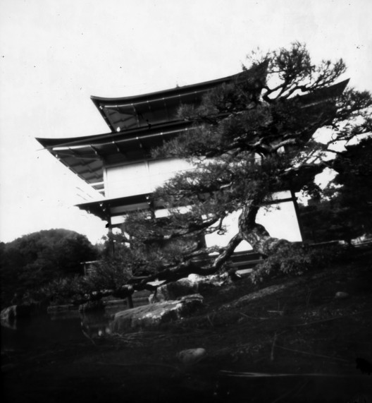 Templo Oro. Kioto, Japón. Image © Fotolateras