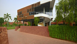 Annex Building of Korean Embassy in India / AA Studio Consulting
