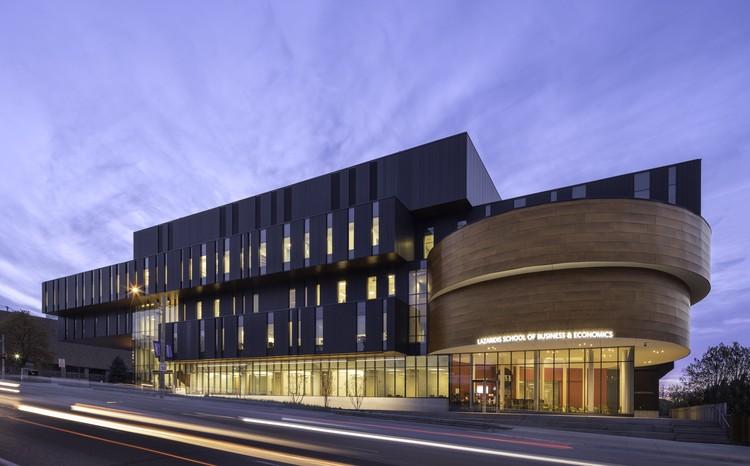 Lazaridis Hall / Diamond Schmitt Architects, © doublespace photography