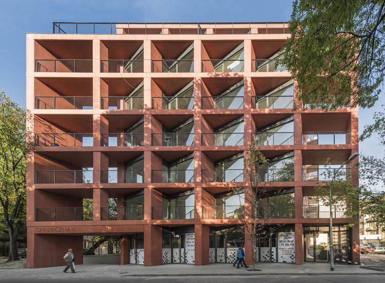 Sprzeczna 4 / BBGK Architekci, © Juliusz Sokołowski