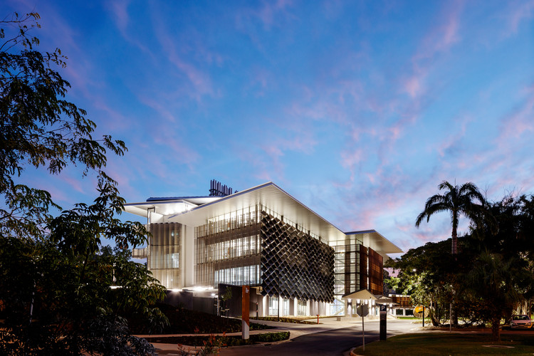 James Cook University – The Science Place / HASSELL, © Andrew Rankin