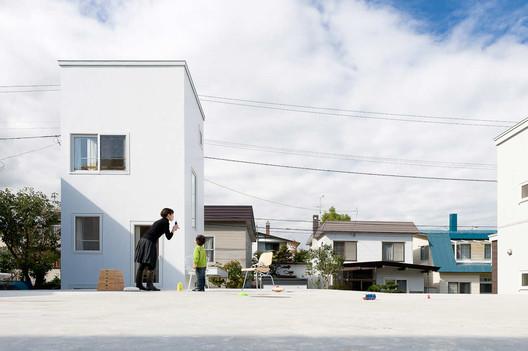 Kumagai House / Hiroshi Kuno + Associates. Cortesia de Hiroshi Kuno + Associates