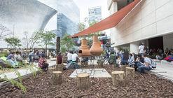 Fritz Haeg & Nils Norman: 'Propuestas para una plaza' es una forma de revelar y criticar las condiciones existentes del espacio público