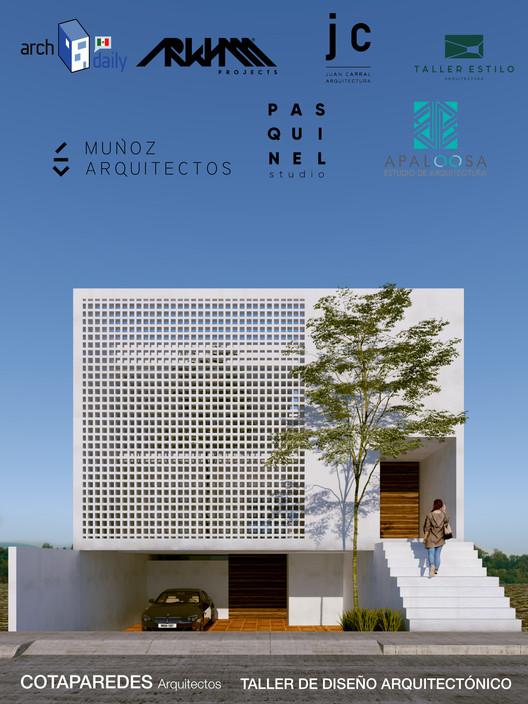 Taller de Diseño Arquitectónico 5, Visualización: Ulises Del Llano