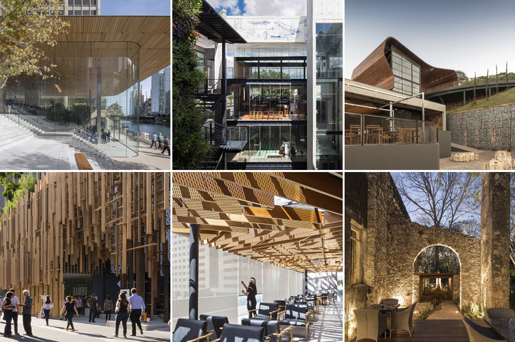 22 projetos vencedores do Prix Versailles 2018 na América Central, do Sul e Caribe, Apple Store Michigan Avenue © Nigel Young - Il Mercato image © Documentación Arquitectónica - Ateliê Wäls image © Daniel Mansur - Japan House São Paulo image © FLAGRANTE - Norton Restaurant Image © Haruo Mikami - Ixi'im Restaurant Image © Eduardo Calvo Santisbón. Image