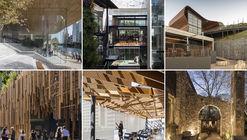 Prix Versailles 2018: conoce los 22 proyectos de arquitectura en tiendas, hoteles y restaurantes que resultaron ganadores continentales