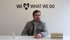 #ConversacionesFAU 9 Cristián Pérez Navarro: Diseño de edificios de alto rendimiento y entornos sostenibles