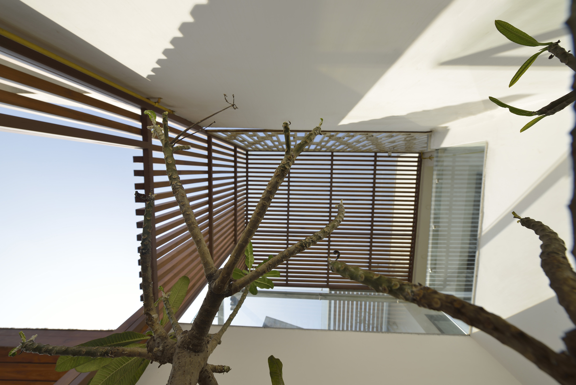 Gallery of j house spaces architects ka 20 for Spaces architects safdarjung