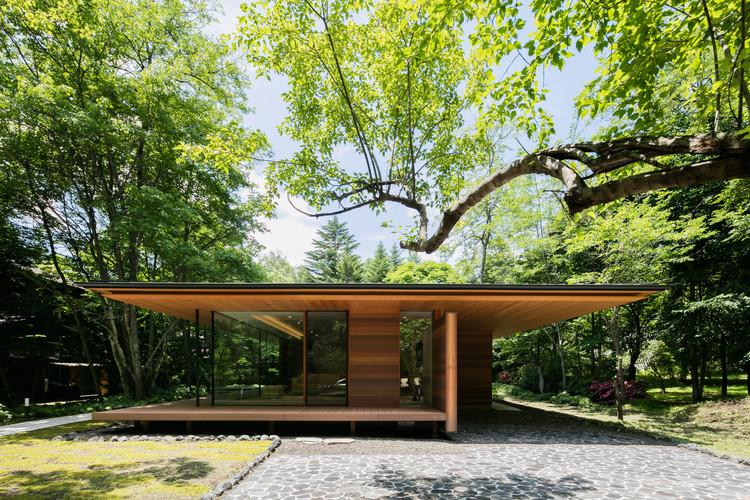 Residencia Yokouchi / Kidosaki Architects Studio, © 45g Photography - Junji Kojima