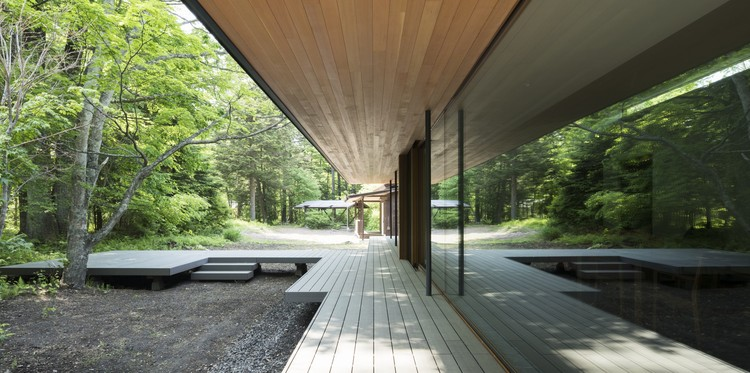Residencia Kashino / Kidosaki Architects Studio, © 45gPhotogrpy
