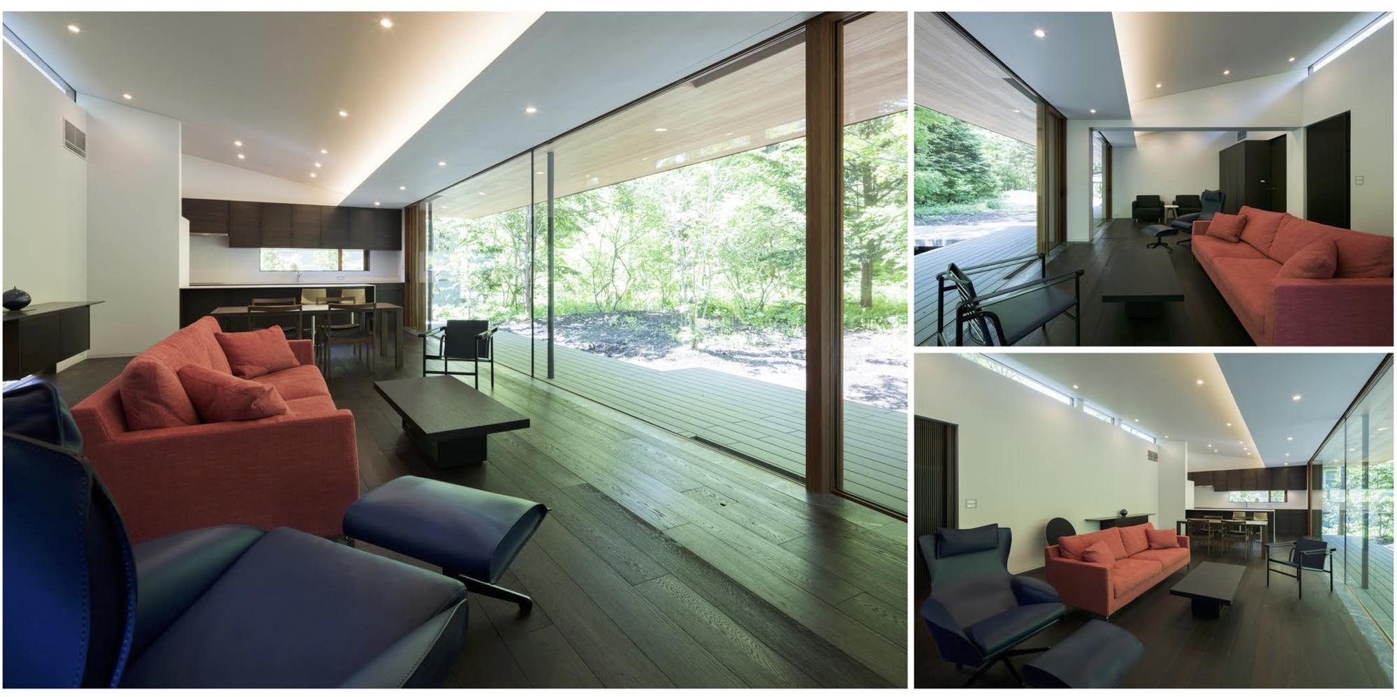 galeria de resid ncia kashino kidosaki architects studio 6. Black Bedroom Furniture Sets. Home Design Ideas