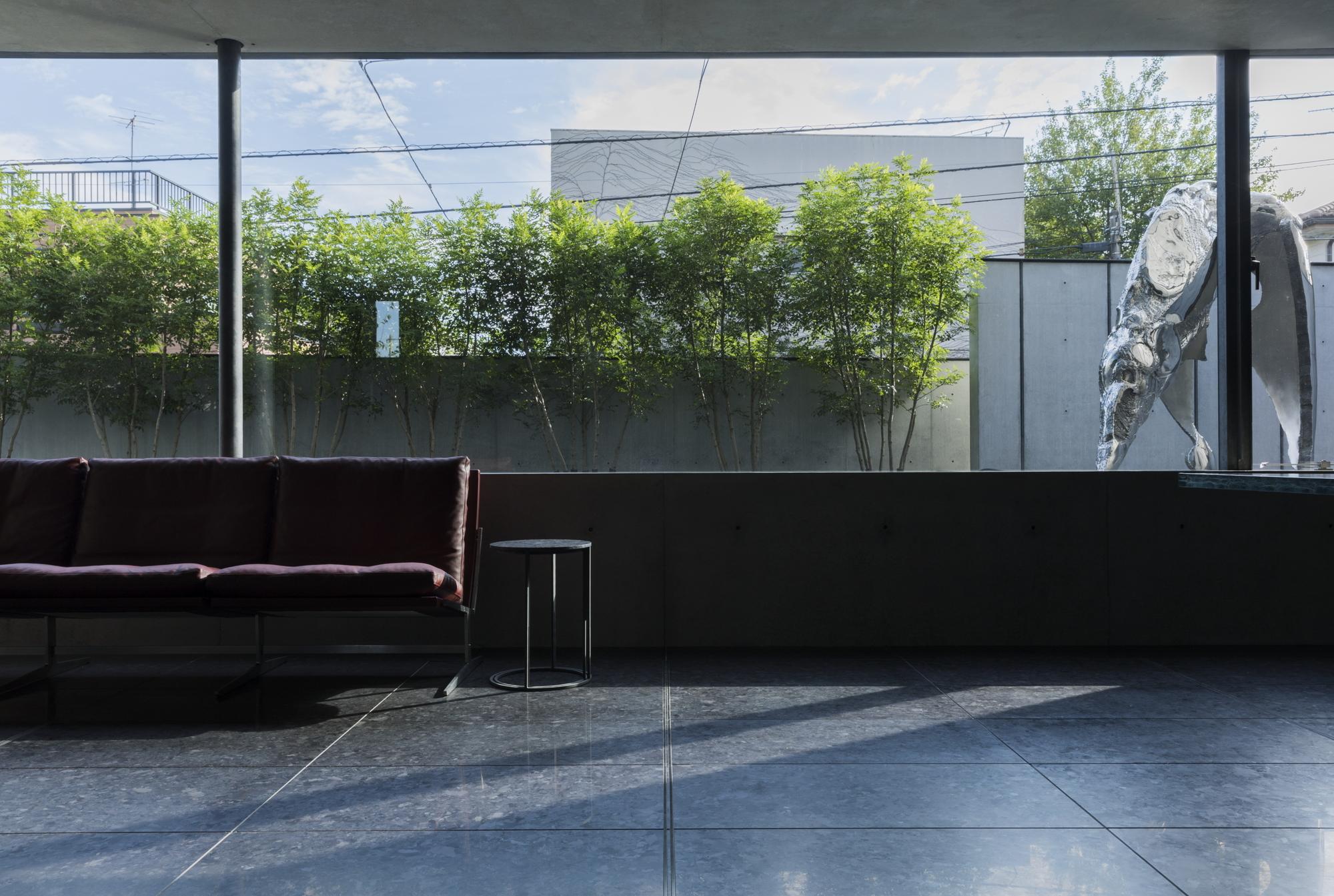 Gallery of House in Senzoku-Ike / Monolith / Kidosaki Architects Studio  - 7