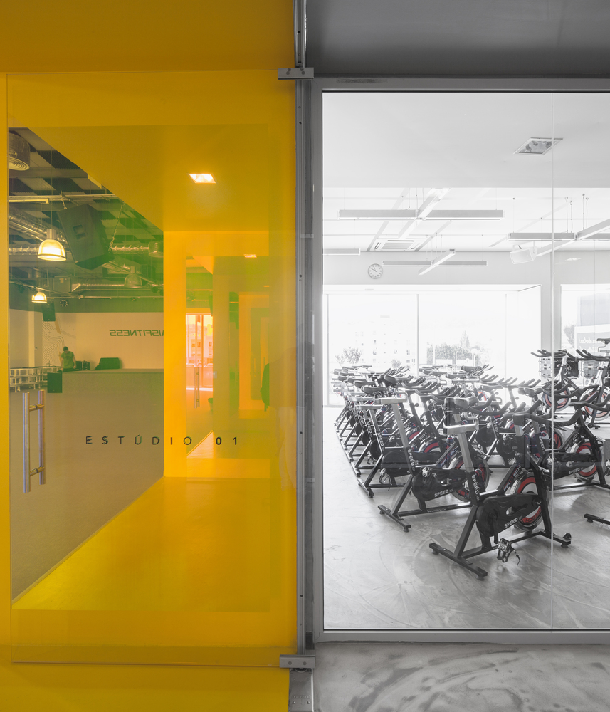 Mais Fitness Fitness Club / Estúdio AMATAM