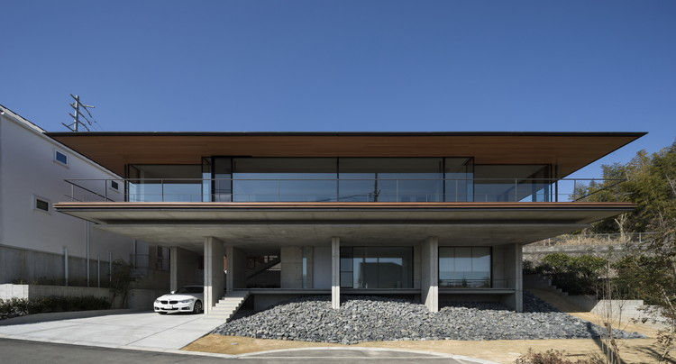 Abo residence kidosaki architects studio archdaily - Residence inversee studios architecture en californie ...