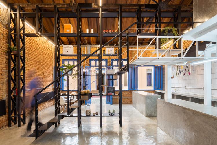Studio de Gastronomia Kenia Iunes / STUDIO FI Arquitetura, © Gabriel Castro - Reverbo